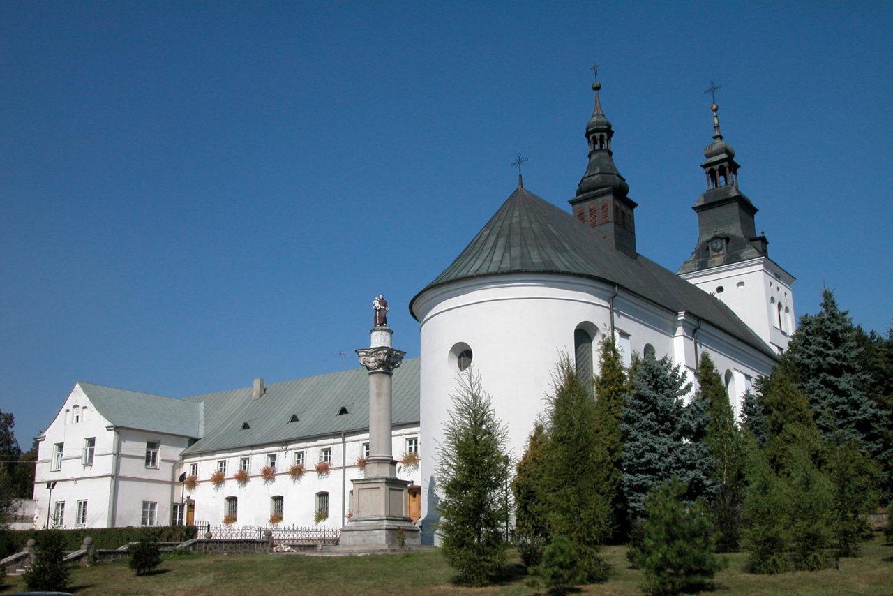 Piotrków Trybunalski Klasztor OO.Bernardynów